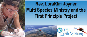 LoraKim Joyner and One Earth Ministry