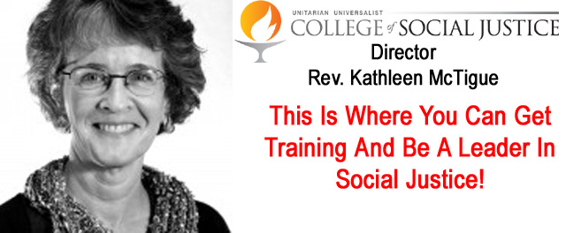 Kathleen McTigue UUCSJ Director