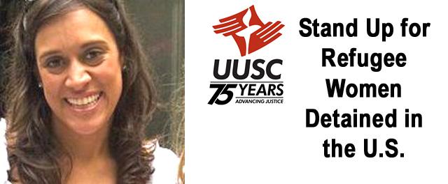 Rachel Fore Freed - UUSC
