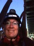 Elizabeth Mount bridge climber