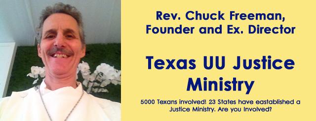 Rev. Chuck Freeman