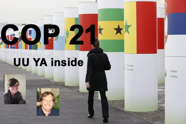 COP 21 UN Climate Talks